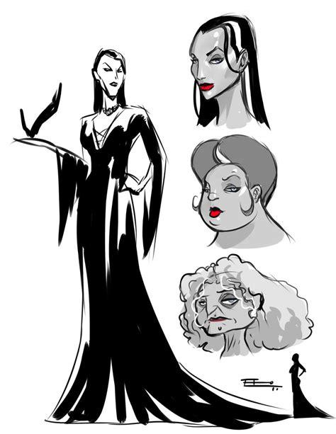 charismagic 3 witch designs by e mann on deviantart