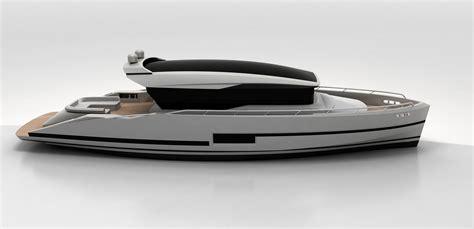 motor boat design galatea 56 motor yacht by pama architetti design yacht