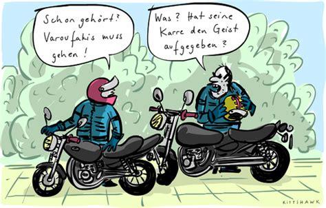 Welches Motorrad F Hrt Yanis Varoufakis by R 252 Cktritt Varoufakis By Kittihawk Politics Cartoon