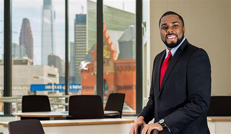 Bryant Mba Program Ranking by Bryant Okoroji Turns Internship Into Opportunity Drexel
