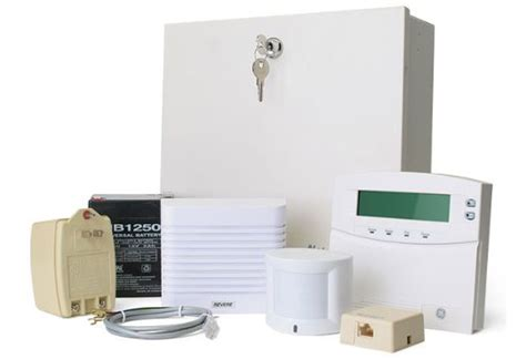 Ge Home Security by Wireless Alarm System Ge Wireless Alarm System Kit Manual