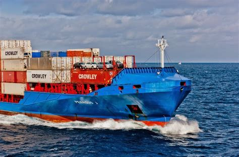 Mba Shipping Port Fl by Crowley Liner Logistics Port Everglades Office