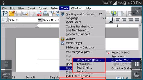 openoffice for android andropen office openoffice for android andropen office 2 0 6 released