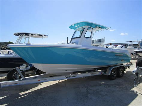 center console fishing boats for sale 2016 new everglades boats 255cc center console fishing