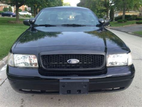 buy car manuals 2010 ford crown victoria on board diagnostic system find used 2010 ford crown victoria police interceptor sedan 4 door 4 6l in oak lawn illinois