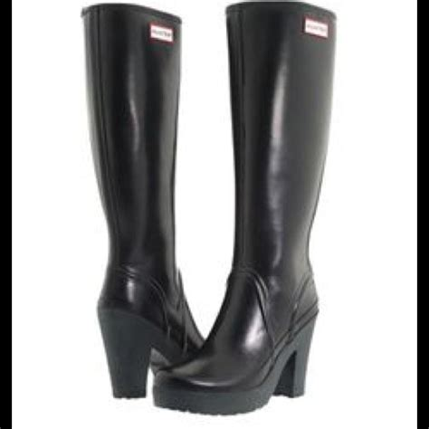 high heel rainboots 46 boots lonny high heel boots