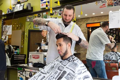 chicago haircut and shave barber shop guide to the best spots for a shave and haircut