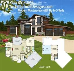 Modern Open Floor Plan modern house floor plans modern floor plans and modern home plans