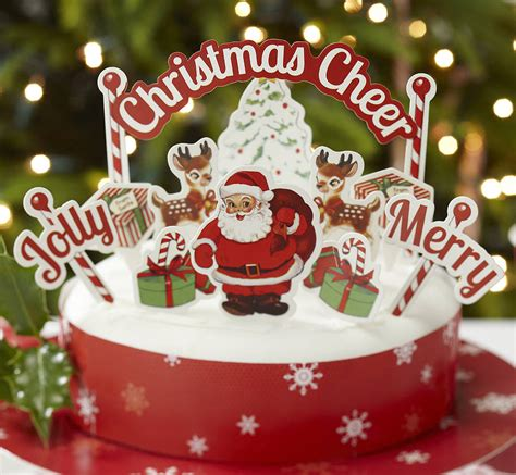 original christmas cake decoration kit jpg