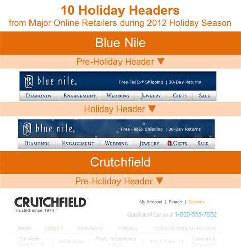 design email header 10 inspiring holiday header email designs email