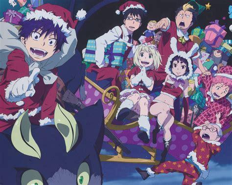 wallpaper anime christmas anime boys wallpapers for christmas 1 free