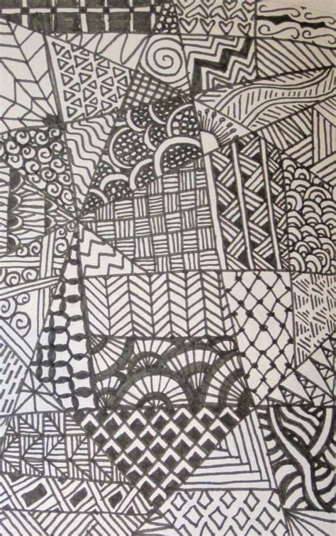 zentangle pattern journal 23855 best images about art projects zentangle on