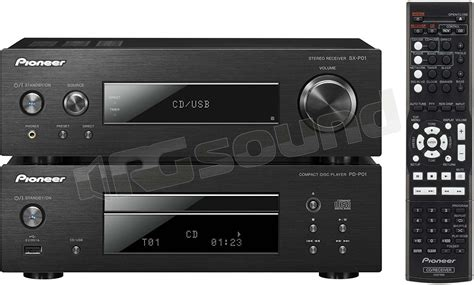 pioneer xc pdab  pure compact  lettore cd usb