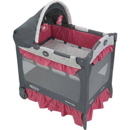 4 In 1 Travel graco pack n play travel lite crib portable baby playard