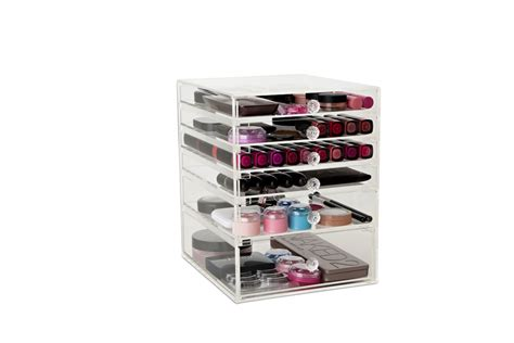 Acrylic Box Palette Acrylic Makeup luxe box the makeup box shop australia