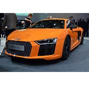 Geneva 2015 2017 Audi R8 Debuts  The Truth About Cars