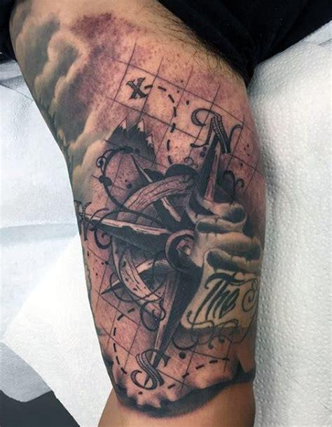 tattoo ideas nautical nautical compass tattoo designs for men tatuaggio