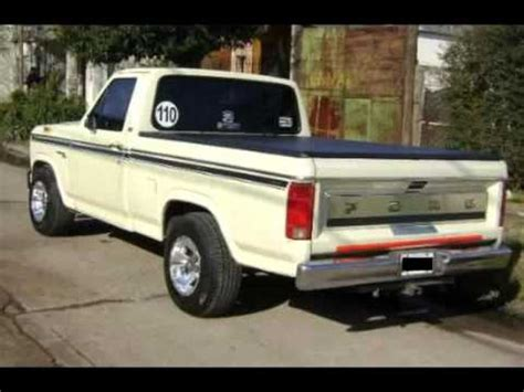 ford trucks tributo 1981 1987, f 100, f 150, made in
