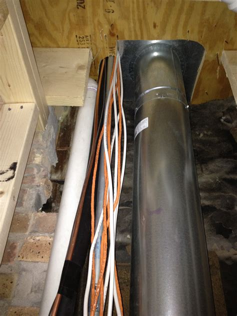 cute furnace roof vent pvc for plumbing vent