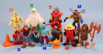 Blind Skeleton The Toy Museum Imaginext Series 5 Mystery Figures And