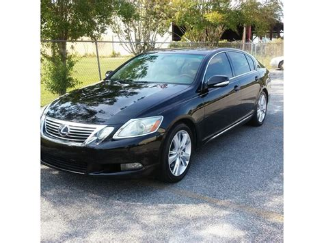 used lexus 450h hybrid for sale used 2011 lexus gs 450h for sale by owner in adel ga 31620