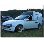 Opel Combo B Tuning 19  Cars