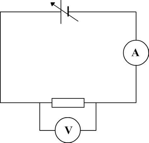 why are resistors used in a circuit characteristic curve of a resistor