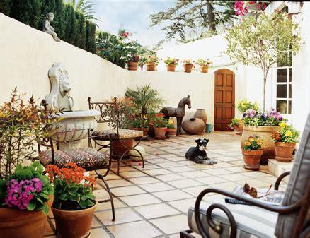 mediterranean style garden design ideas home decoration