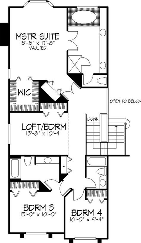 multi level home floor plans multi level house plans country house plans 1 1 2 story
