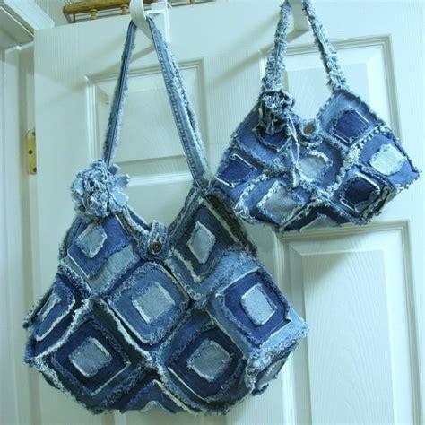 pattern for blue jean purse tutorial square blue jean denim purse
