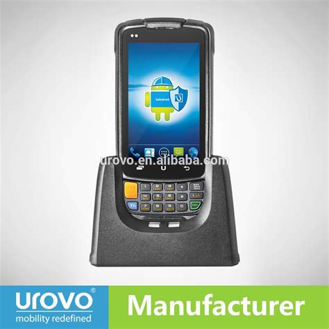 scanner for android mobile computer scanner android pda urovo i6200s data terminal buy android mobile barcode