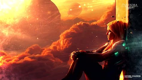 Gaming In Space Live Wallpaper by Lonely Anime Wallpapers Top Free Lonely Anime