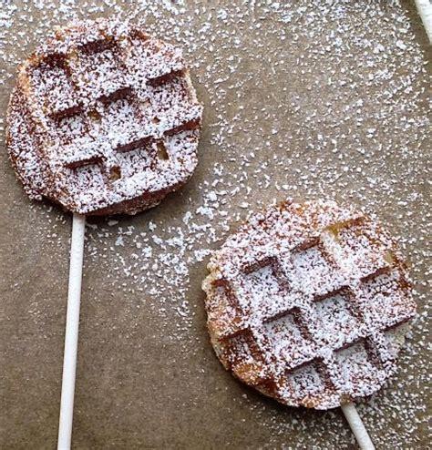 lindsay funston waffle pops
