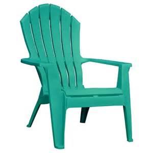 resin adirondack chair turquoise target