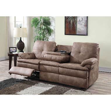 Sams Sofa by Buck Faux Leather Reclining Sofa Sam S Club