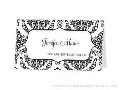 Thank You Place Cards Template by Avery Place Card Template Instant Card