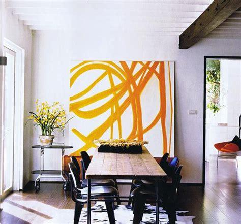 large artwork small space big drama clayton gray home blogclayton