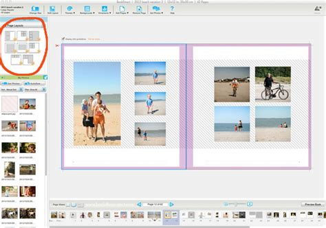 layout photo software 5 blurb book layout tips click it up a notch
