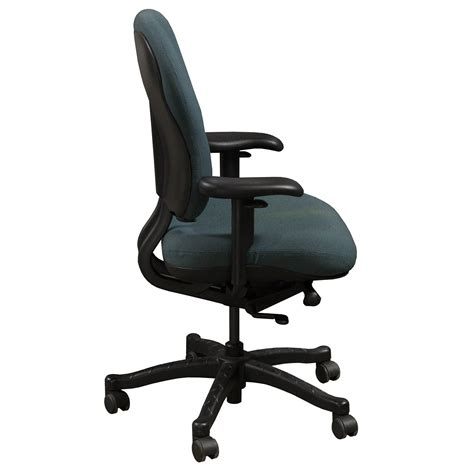 knoll rpm task chair knoll rpm used ergonomic high back task chair green