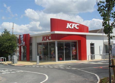 drive thru kfc kfc opens new drive through restaurant in southend your