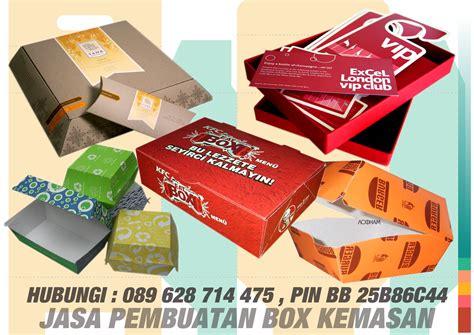 Kemasan Box jasa desain grafis bekasi jasa pembuatan box kemasan box