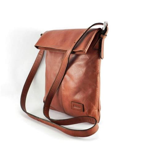 leather crossbody bag messenger bag handmade in bolivia
