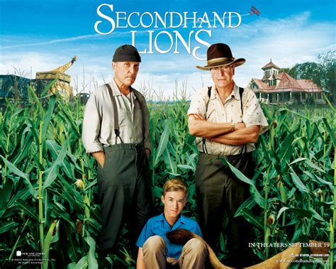 film second hand lion movie corner flashback secondhand lions us daily review