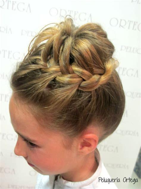 peinados de ninas para flower girls 29 best images about hairstyles for girls peinados para