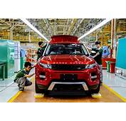 Jaguar Land Rover Inaugurates Its First Overseas