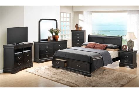 homeofficedecoration king size black bedroom furniture sets