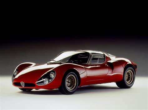 Alfa Romeo 33 by Alfa Romeo Tipo 33 Stradale 1967 Telofo Forocoches