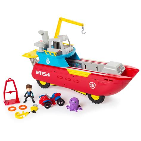 Toys Now Mainan Anak Figure Paw Patrol Amusement Park Taman Unik T spin master paw patrol sea patroller