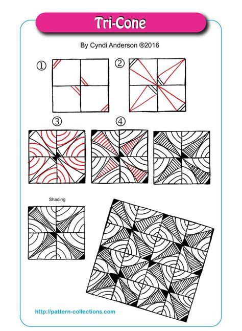 zentangle pattern sson best 25 zentangle patterns ideas on pinterest zen