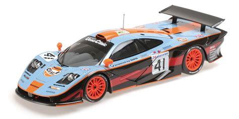 124 Mclaren F1 Gtr 1997 Le Mans 24h modellauto mclaren f1 gtr team gulf davidoff 24h le mans 1997 raphanel gounon olofsson